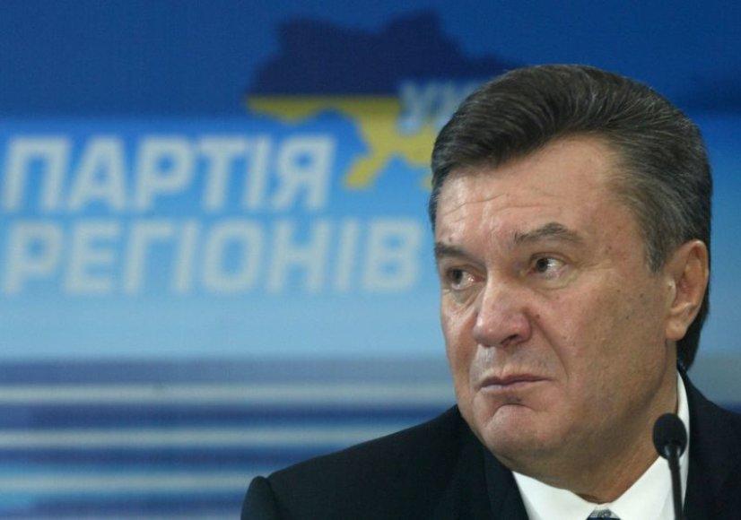 V.Janukovyčius