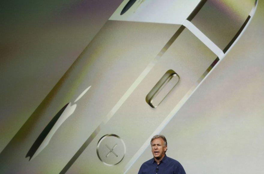 """Naujasis """"iPhone 5S"""""""