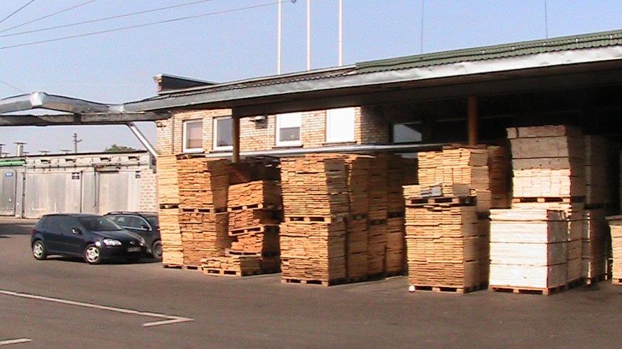 Šešėlinė prekyba biokuru