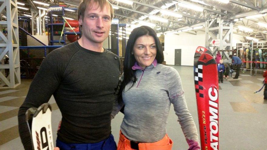 TV3 nuotr./Mindaugas Griškonis ir Diana Lobačevskė
