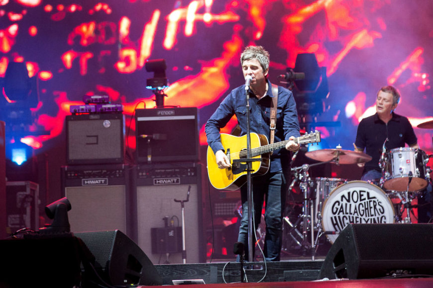 """Noel Gallagher's High Flying Birds"""