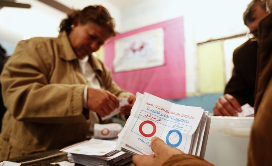 Referendumas Egipte