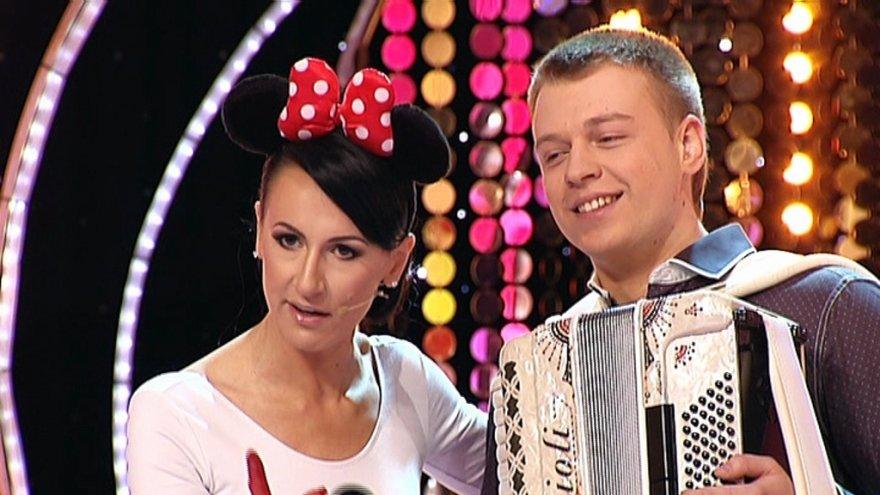 Katažina Nemycko ir Olegas