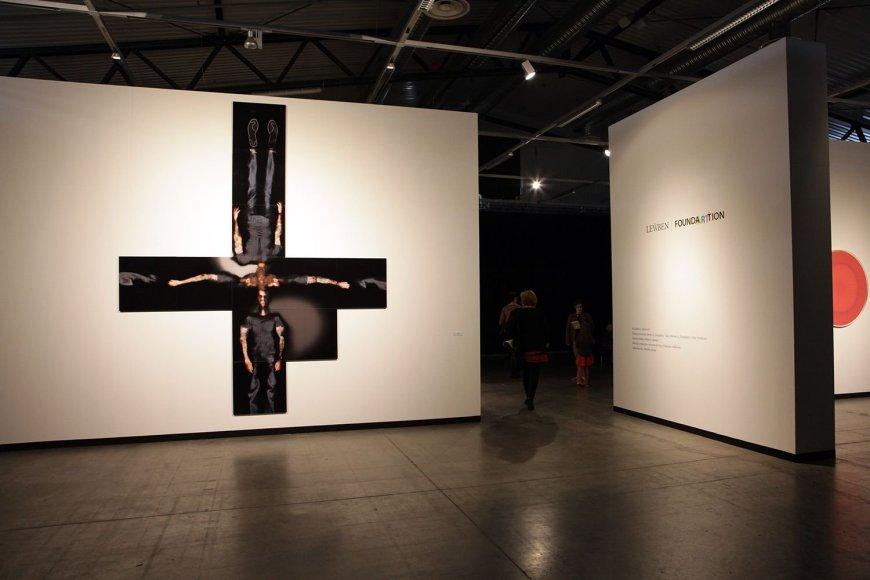"""Lewben art Foundation"" dalyvavo ir  ""ArtVilnius'14"""