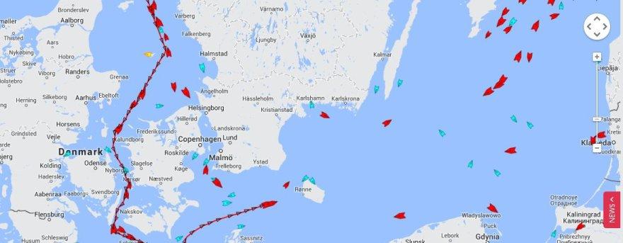 SGD terminalas plaukia į Lietuvą