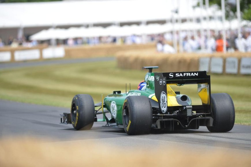 """Caterham-Renault CT03"""