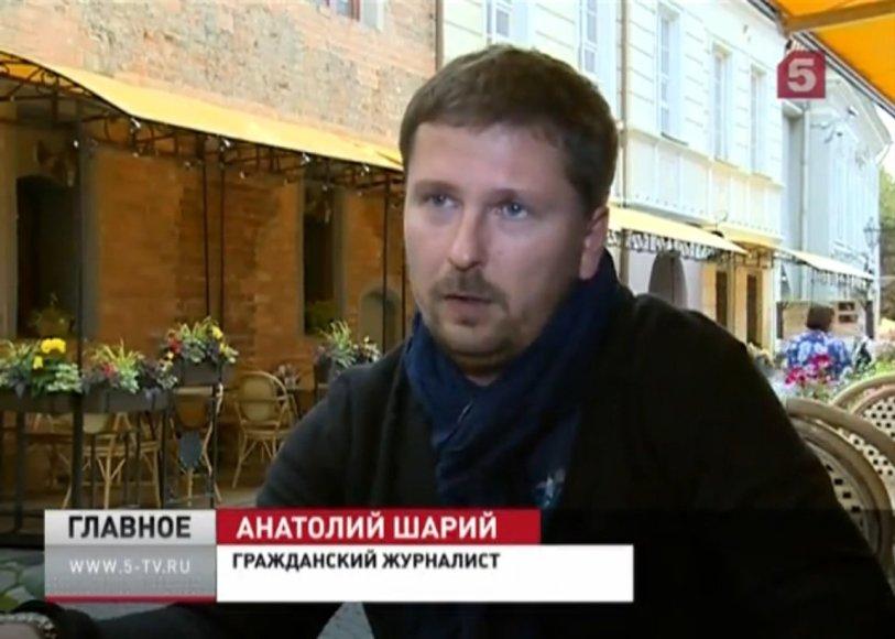 Iš Ukrainos ir ukrainiečių karių besityčiojantis A.Šarijus turi Lietuvos politinį prieglobstį