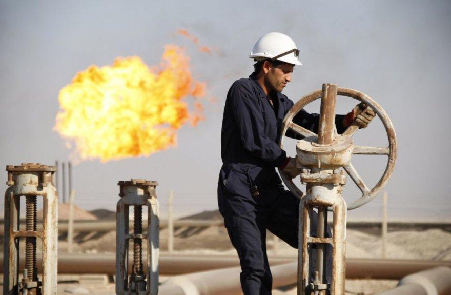 Naftos platforma Irake