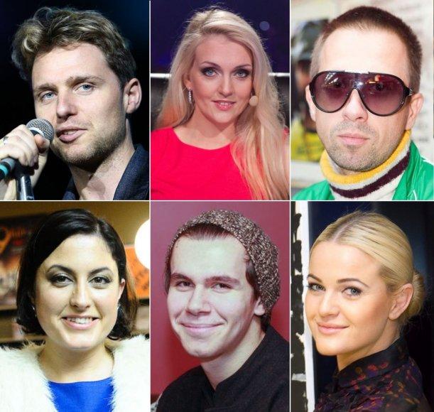 """Šalies dainininkai svarsto, ar dalyvauti """"Eurovizijos"""" atrankoje"""