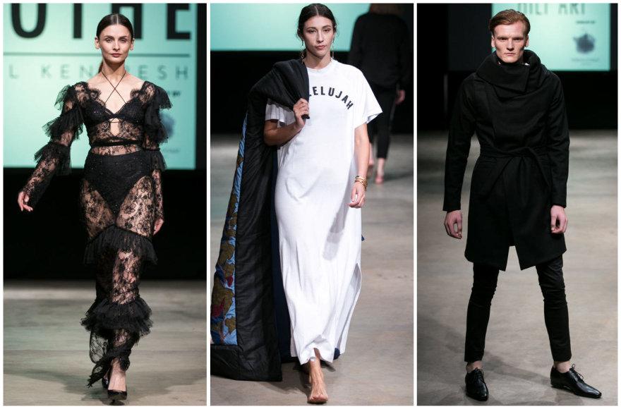 Izraelio dizainerių kolekcijų modeliai