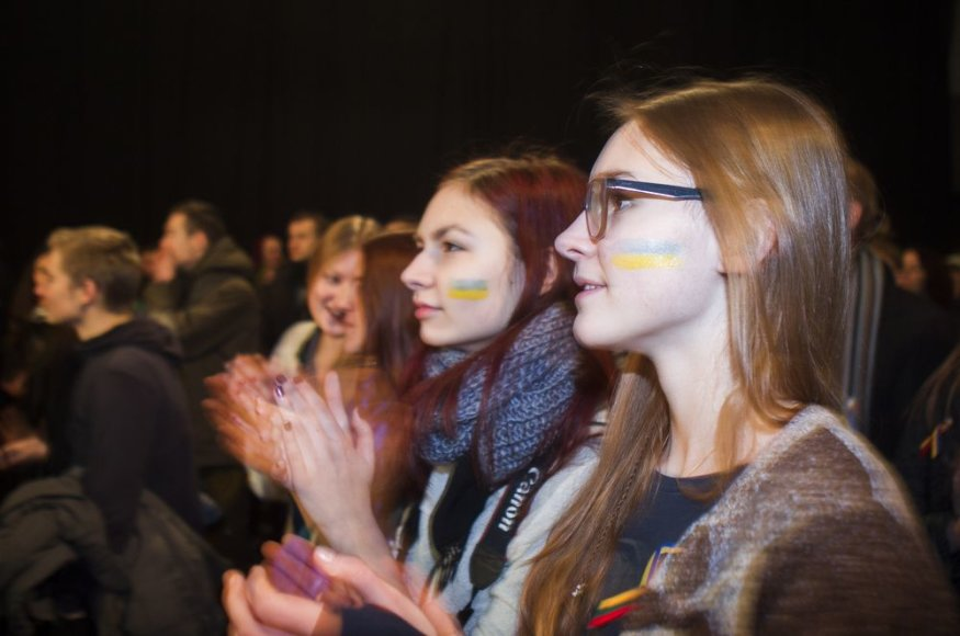 "Paramos koncertas ""Kartu su Ukraina!/ Разом з Україною!"""