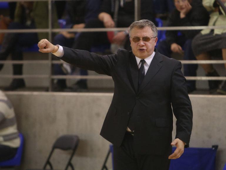 """Kauno """"LSU-Atletas"""" – """"Šiauliai"""""""
