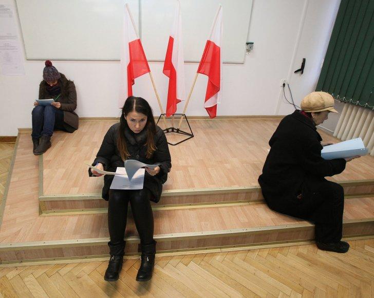 Rinkimai Lenkijoje