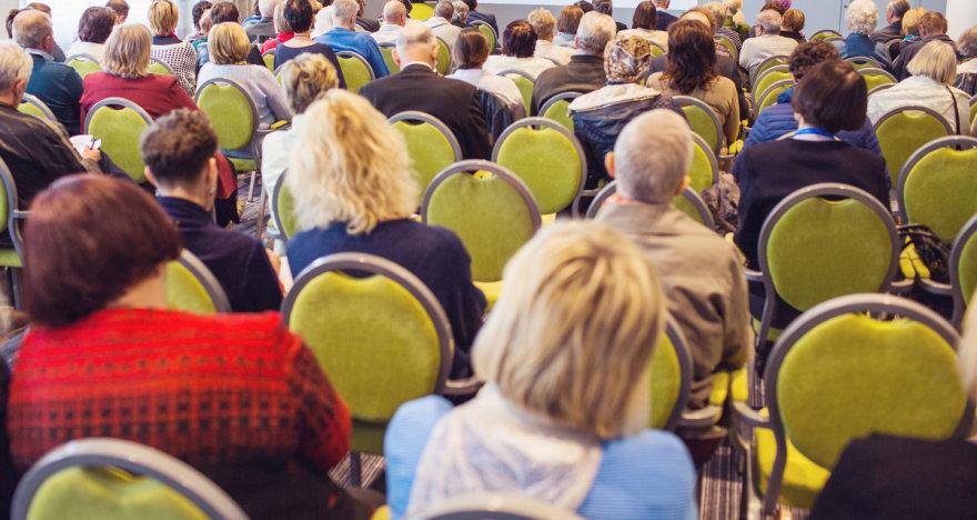 Klaipėdoje – nemokami seminarai su onkologinėmis ligomis susidūrusiems žmonėms.