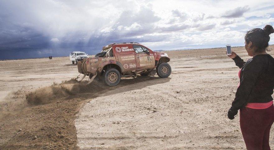 A.Juknevičius Bolivijoje