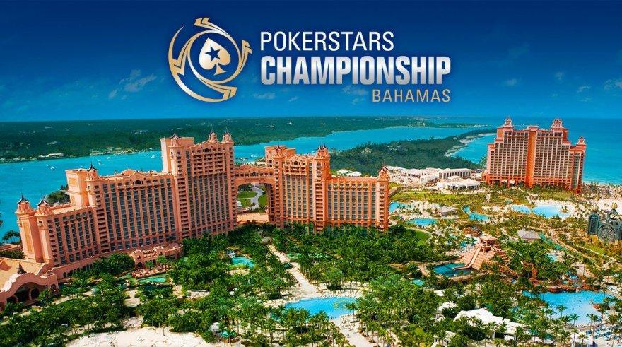 """""""PokerStars Championship"""" Bahamose / organizatorių nuotr."""