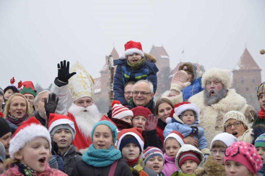 Savaitgalį Trakų pilyje bus galima susipažinti su estų ir švedų kalėdinėmis tradicijomis