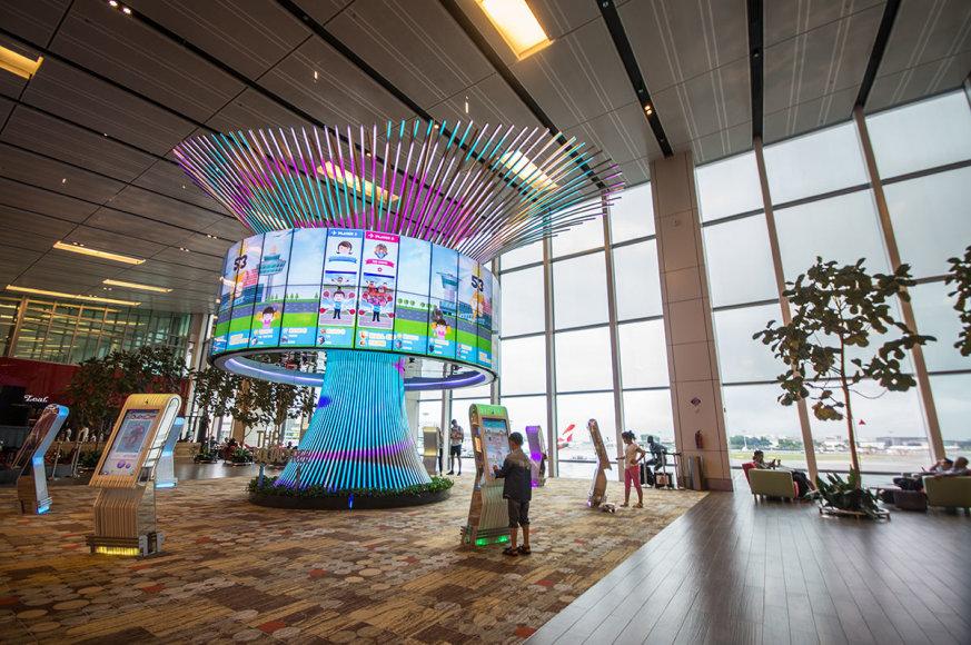 Singapūro Changi oro uostas