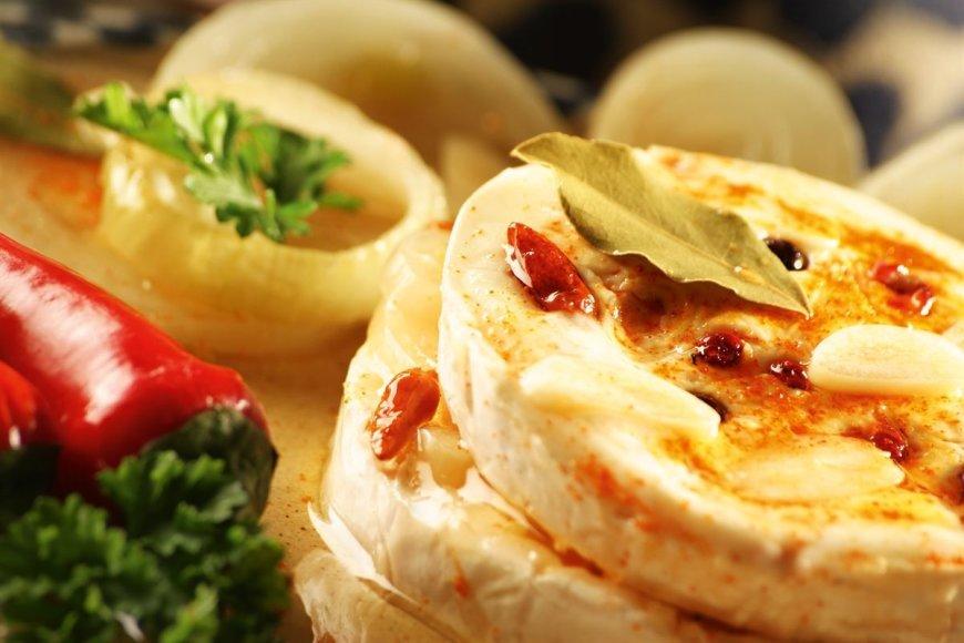 Marinuotas Hermelin sūris