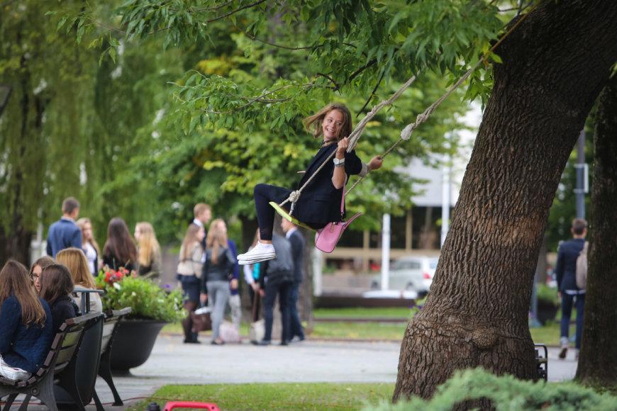 Rugsėjo 1-oji Vilniuje