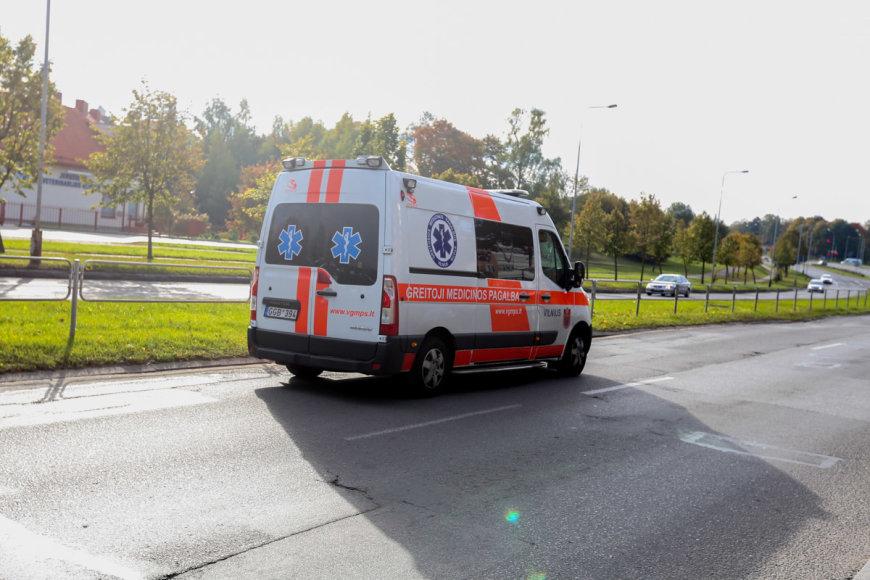 Greitosiso medicinso pagalbos automobilis
