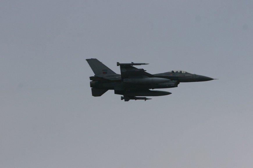 NATO karinėje oro bazėje – žiniasklaidos dienos