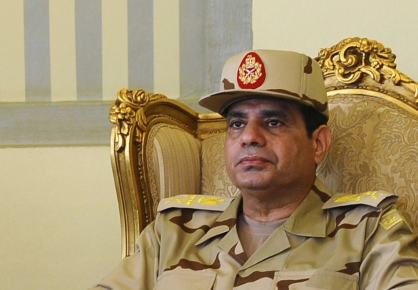 Abdelis Fattah al Sisi