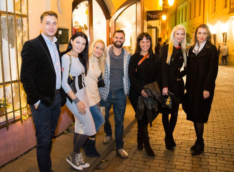 """""""Shopping Night Out """" Vilniuje"""