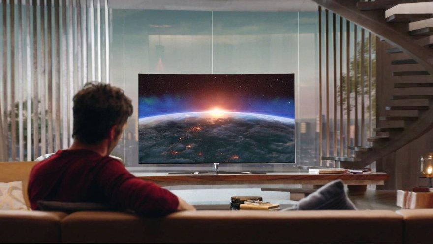 Samsung televizorius