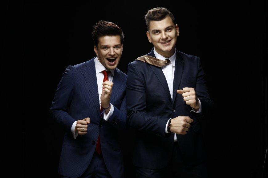 Jonas Nainys ir Rolandas Mackevičius