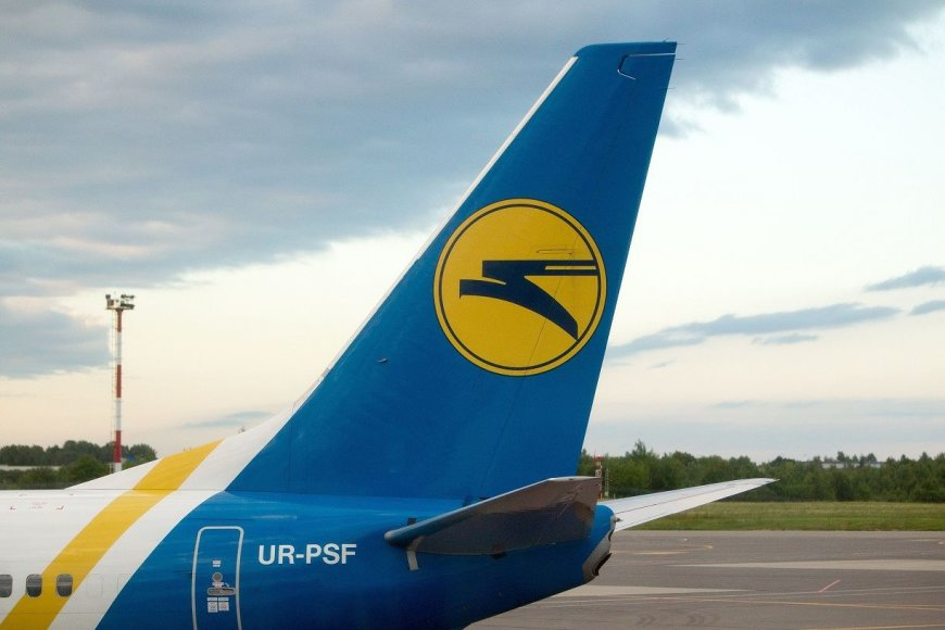 """Ukraine International Airlines"" orlaivis"