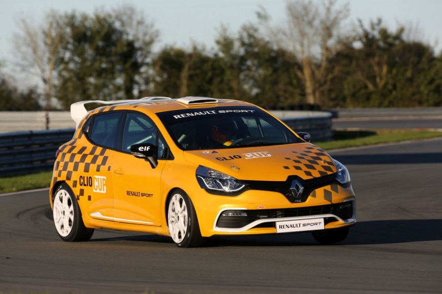 """Renault Clio Cup"""