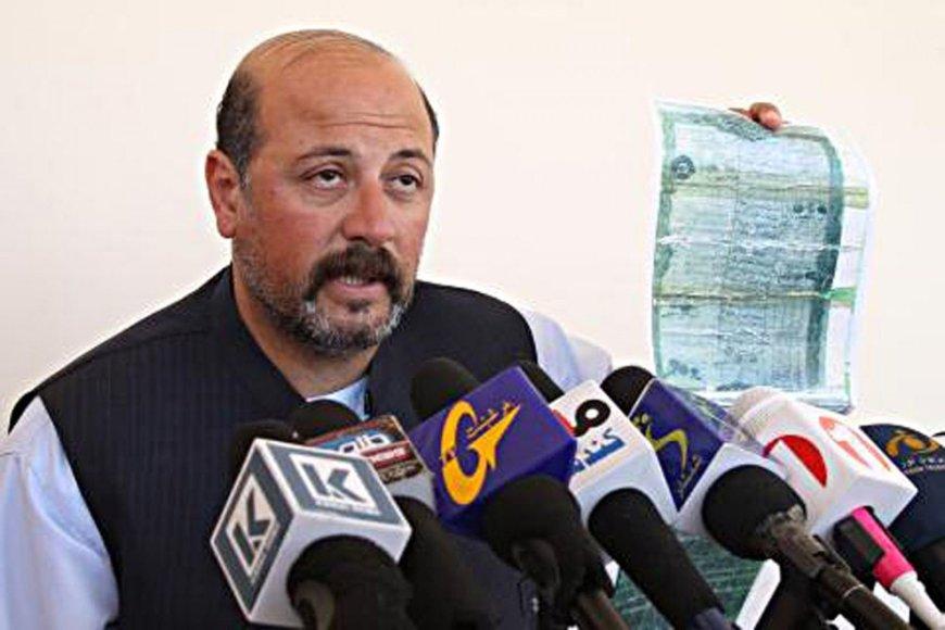 Hashmatas Karzai