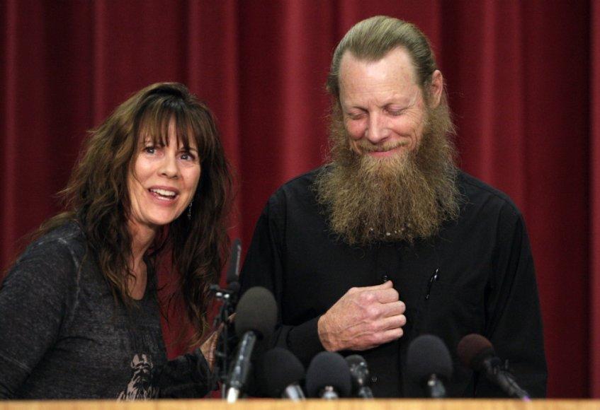 Kareivio tėvai Jani ir Bobas Bergdahlai nenuilstamai siekė, kad jų sūnus būtų išlaisvintas