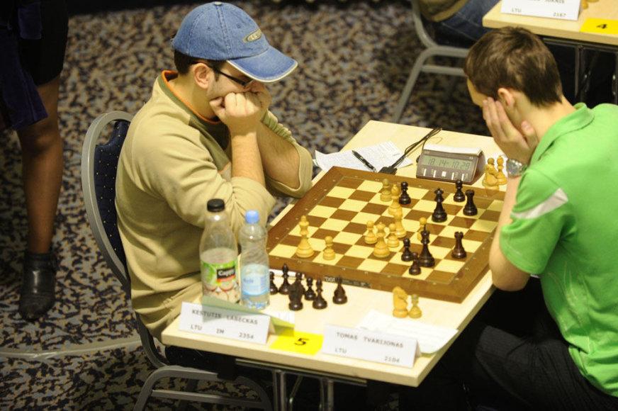 Lietuvos klasikinių šachmatų čempionatas.