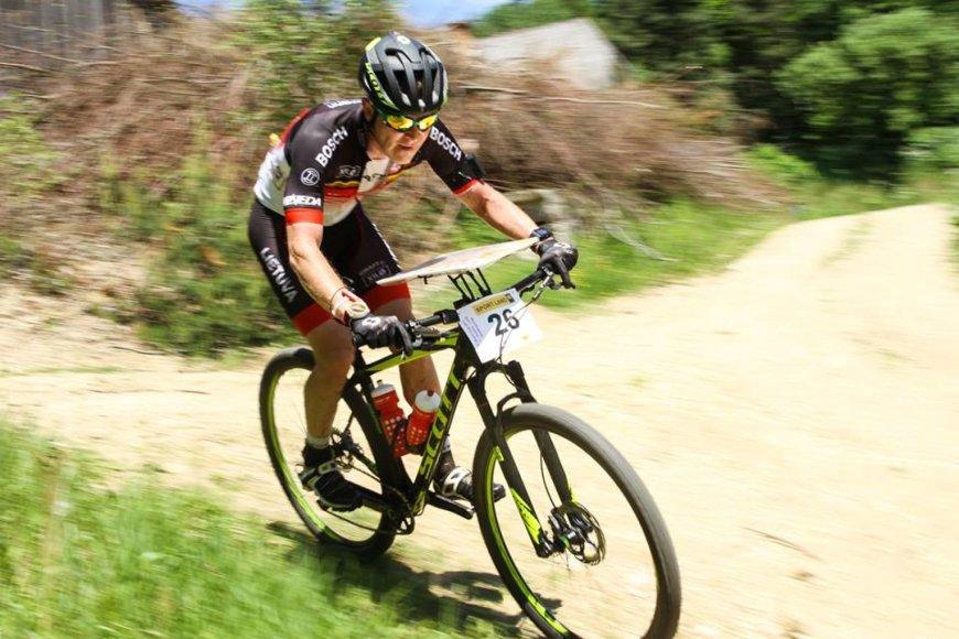 Kalnų dviračių sportas
