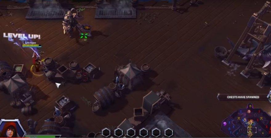"""Kompiuterinis žaidimas """"Warcraft"""""""
