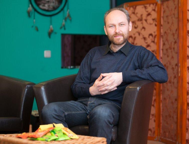 Psichologas Marius Daugelavičius