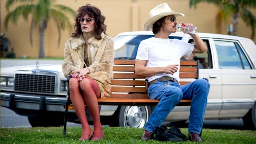 Jared Leto ir Matthew McConaughey
