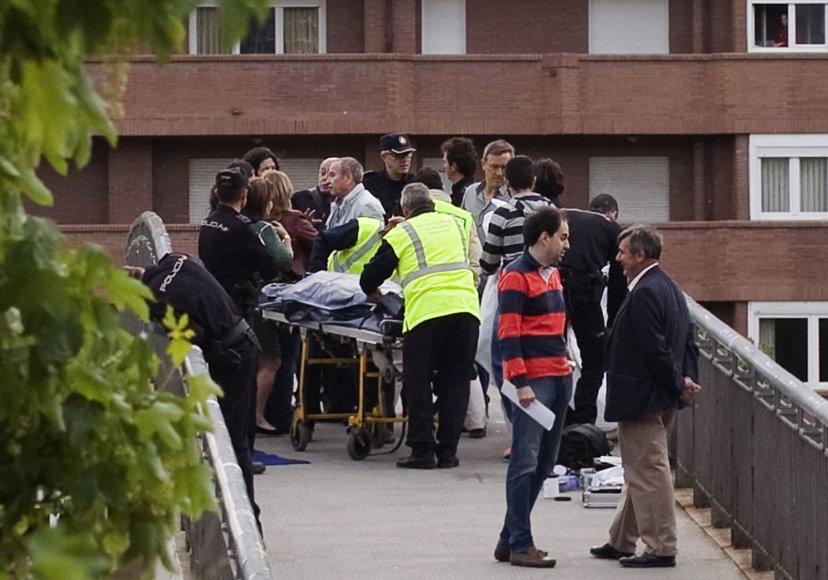 Ispaniją sukrėtė valdančiosios partijos politikės nužudymas.
