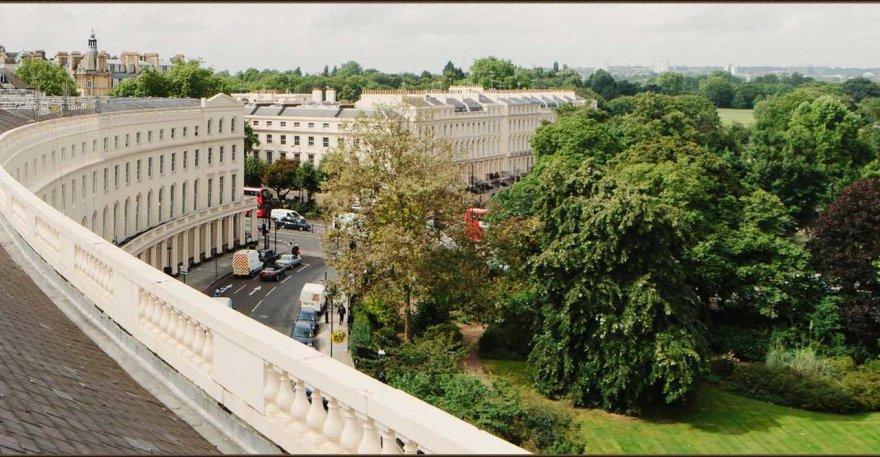 Prabangių butų projektas Londone