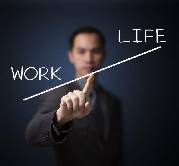 Svarbiausia gyvenime - balansas