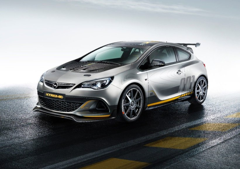 """Opel Astra OPC EXTREME"""
