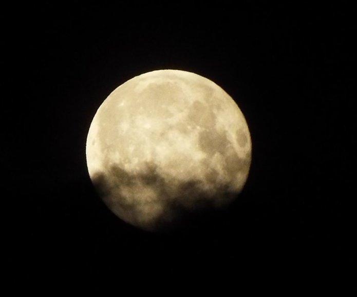 Mėnulio perigėjus