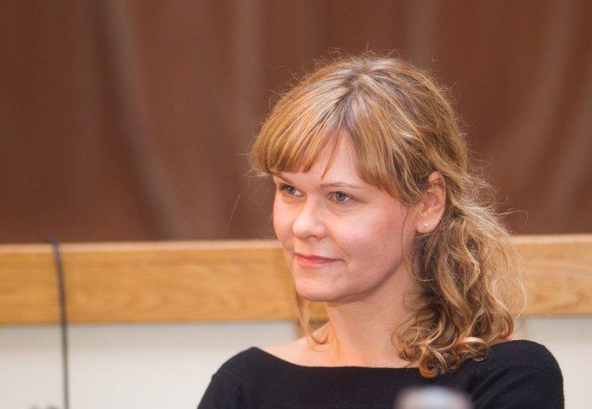 Kultūrologė Violeta Davoliūtė