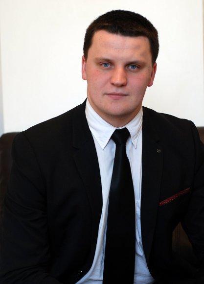 Aivaras Daukantas - iniciatyvos autorius