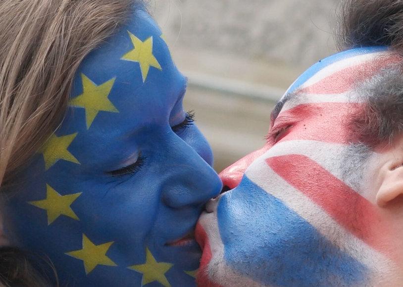 Didžioji Britanija ir ES: sunki patogi santuoka