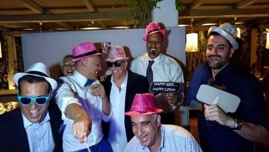 Šarūno Jasikevičiaus vestuvėse – garsūs treneriai