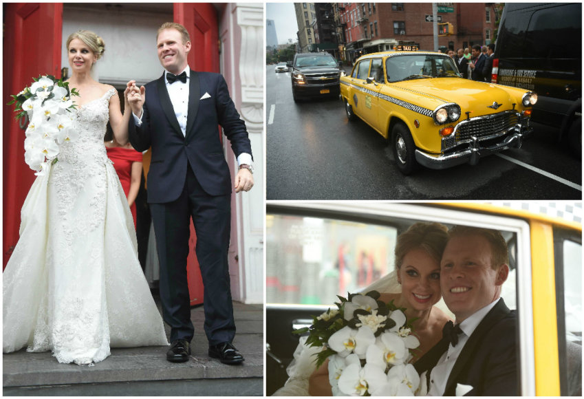 Živilės Rezgytės ir Andrew Giuliani vestuvės