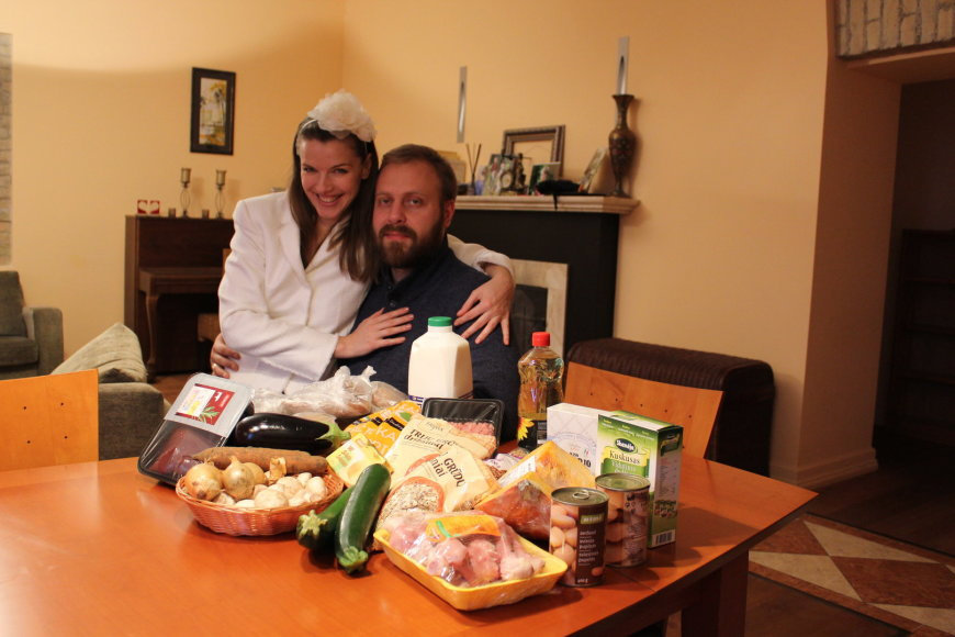 Alesia ir Romualdas Mačiuliai